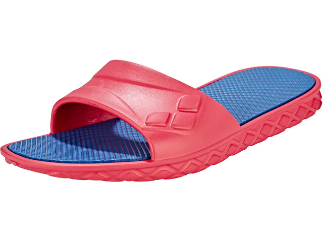 arena Watergrip Sandals Damen magenta-blue